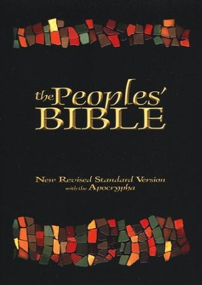 The NRSV Peoples' Bible with Apocrypha  -     Edited By: Curtiss Paul DeYoung, Wilda C. Gafney, Leticia Guardiola     By: Curtiss Paul DeYoung