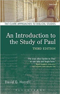 An Introduction to the Study of Paul, Third Edition   -     By: David G. Horrell