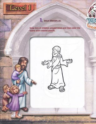 Jesus Encounters Bilingual VBS Level 1 Student Lessons  -     By: Rev., Dr. Sergio Schelske, Laura Monzon, Veronica Sturtz
