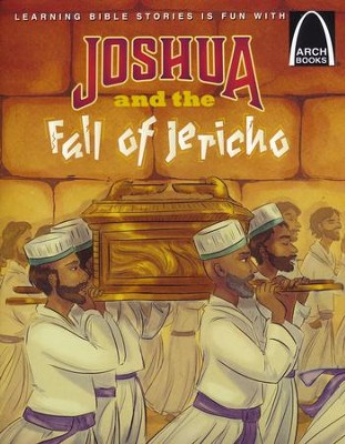 Joshua and the Fall of Jericho  -     By: Sara Low     Illustrated By: Mina Price