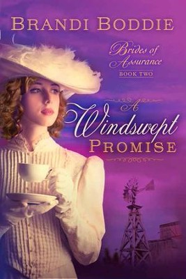 A Windswept Promise - eBook  -     By: Brandi Boddie
