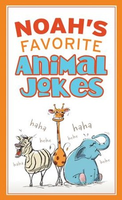 Noah's Favorite Animal Jokes - eBook  -