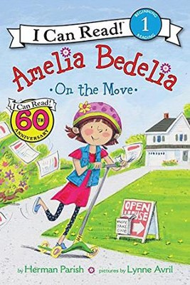 Amelia Bedelia on the Move  -     By: Herman Parish     Illustrated By: Lynne Avril