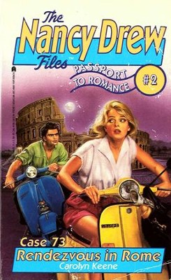 Rendezvous in Rome: Passport to Romance #2 - eBook  -     By: Carolyn Keene