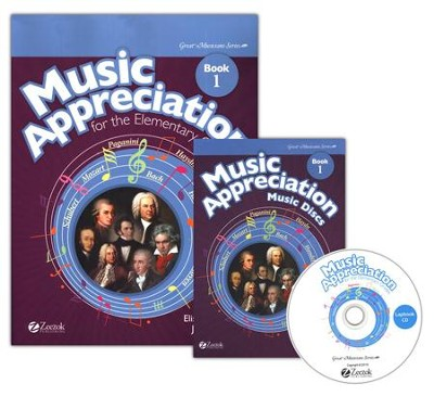 Music Appreciation for the Elementary Grades Book 1 Curriculum Set  -     By: Elizabeth Tanner, Judy Wilcox