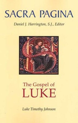 The Gospel of Luke: Sacra Pagina [SP] (Paperback)   -     By: Luke Timothy Johnson