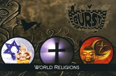 Burst - World Religions: Pkg 5 Student Booklets  -     By: Danny Rhodes