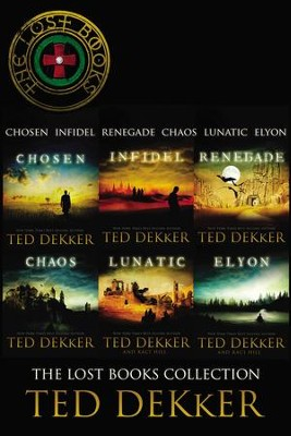 The Lost Books Collection: Chosen, Infidel, Renegade, Chaos, Lunatic, and Elyon - eBook  -     By: Ted Dekker