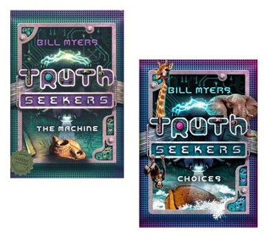 The Truth Seekers Series, Volumes 1 & 2  -     By: Bill Myers