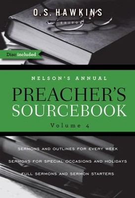 Nelson's Annual Preacher's Sourcebook, Volume 4 - eBook  -     By: O.S. Hawkins