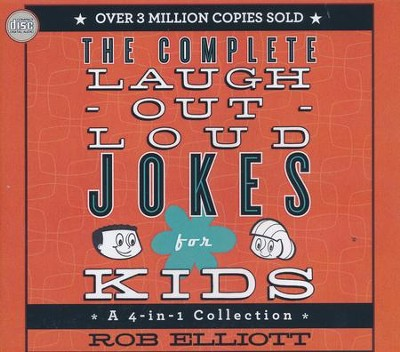 Laugh-Out-Loud Jokes for Kids: Complete Collection - unabridged audio book on CD  -     By: Rob Elliott
