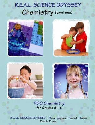 R.E.A.L. Science Odyssey: Chemistry, Level One   -     By: Terri Williams