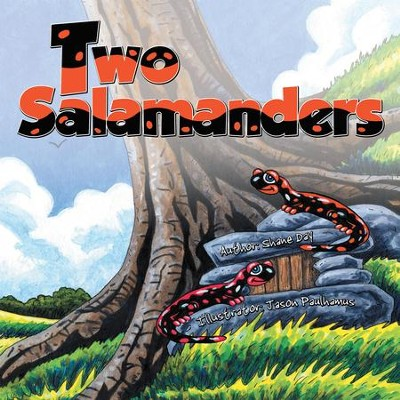 Two Salamanders - eBook  -     By: Shane Day