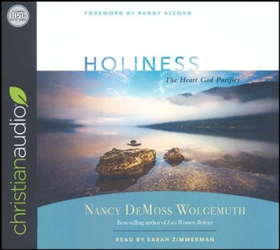Holiness: The Heart God Purifies - unabridged audio book on CD  -     Narrated By: Sarah Zimmerman     By: Nancy Leigh DeMoss