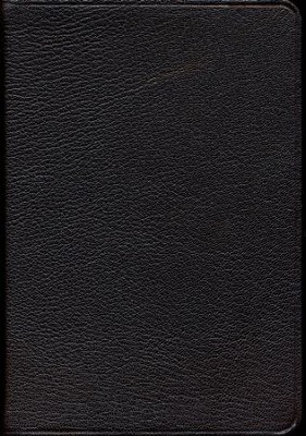 NIV Pitt Minion Reference Bible, Goatskin Leather, brown  -