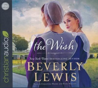 The Wish - unabridged audio book on CD  -     By: Beverly Lewis