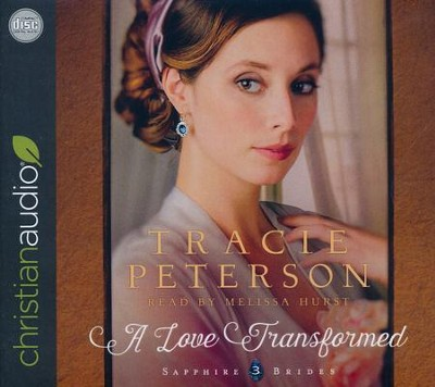 A Love Transformed - unabridged audio book on CD  -     By: Tracie Peterson