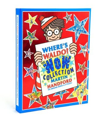 Where's Waldo? The Wow Collection  -     By: Martin Handford     Illustrated By: Martin Handford