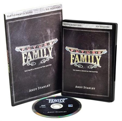 Future Family DVD & Study Guide   -     By: Andy Stanley