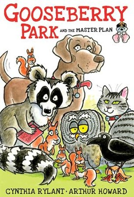 Gooseberry Park (wt): Dog Days - eBook  -     By: Cynthia Rylant     Illustrated By: Arthur Howard