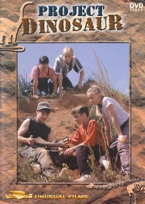 Project Dinosaur DVD  -