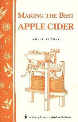 Making the Best Apple Cider (A-47)   -