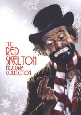The Red Skelton Holiday Collection, 3-DVD Set   -