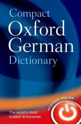 Compact Oxford German Dictionary  -     By: Oxford Dictionaries