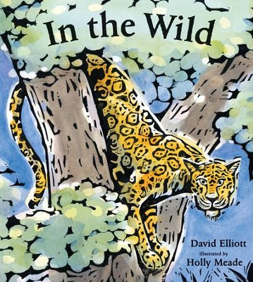 In the Wild  -     By: David Elliott     Illustrated By: Holly Meade