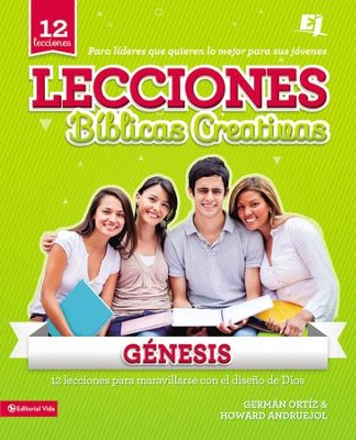 Lecciones Biblicas Creativas: Genesis - eBook  -     By: German Ortiz, Howard Andruejol