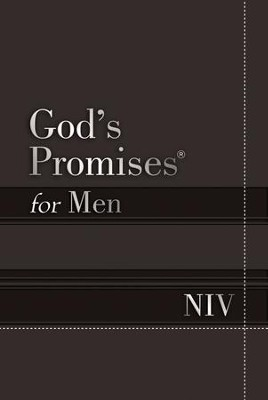 God's Promises for Men NIV: New International Version - eBook  -     By: Jack Countryman