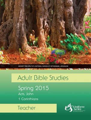 Adult Bible Studies Spring 2015 Teacher - eBook  -     By: Brian Russell