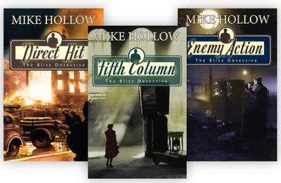 The Blitz Detective Series, Volumes 1-3  -     By: Mike Hollow