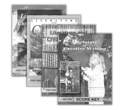 Grade 4 Literature and Creative Writing SCORE Keys 1037-1048  -