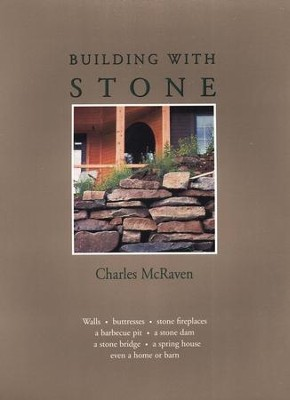 Building with Stone   -     By: Charles McRaven