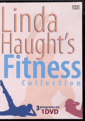 Linda Haught's Fitness Collection DVD  -