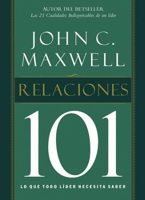 Relaciones 101 - eBook  -     By: John C. Maxwell