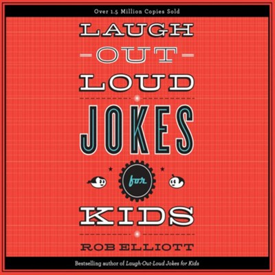 Laugh-Out-Loud Jokes for Kids - unabridged audio book on CD  -     By: Rob Elliott