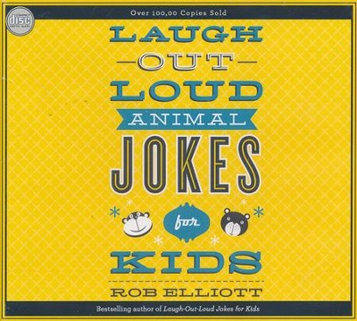 Laugh-Out-Loud Animal Jokes for Kids - unabridged audio book on CD  -     By: Rob Elliott