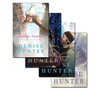Chapel Springs Romance Series, Volumes 1-4  -     By: Denise Hunter