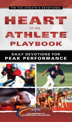 Heart of an Athlete Playbook: Daily Devotions for Peak Performance - eBook  -     By: Fellowship of Christian Athletes