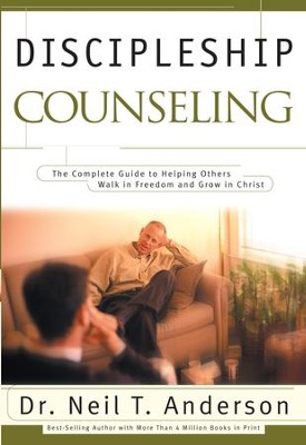 Discipleship Counseling - eBook  -     By: Dr. Neil T. Anderson, Sandy Mason