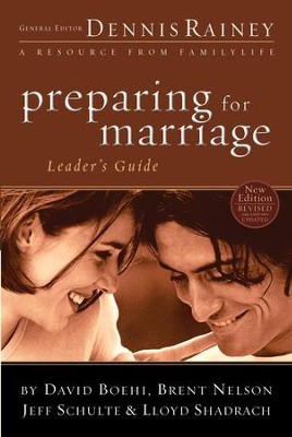 Preparing for Marriage Leader's Guide - eBook  -     By: Dennis Rainey
