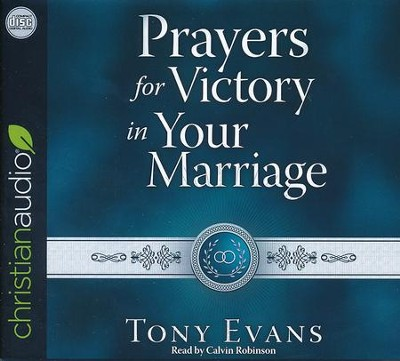 Prayers for Victory in Your Marriage - unabridged audio edition on CD