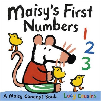 Maisy's First Numbers: A Maisy Concept Book  -     By: Lucy Cousins     Illustrated By: Lucy Cousins