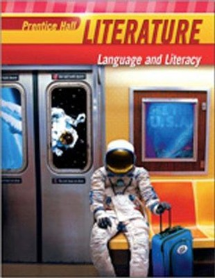 Prentice Hall Literature Grade 8 Student Workbook   -
