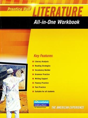 Prentice Hall Literature Grade 11 Workbook   -