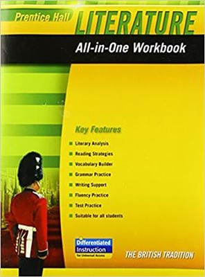 Prentice Hall Grade 12 Literature Student Workbook   -
