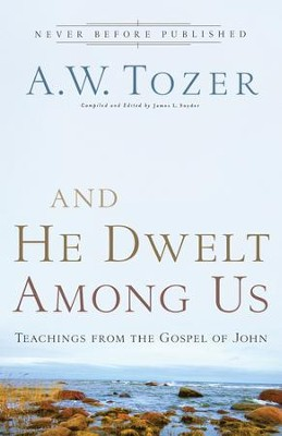 And He Dwelt Among Us: Teachings from the Gospel of John - eBook  -     Edited By: James L. Snyder     By: A.W. Tozer