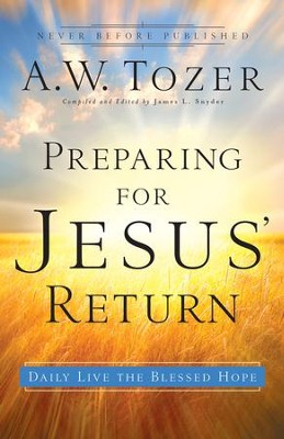Preparing for jesus return daily live the blessed hope ebook preparing for jesus return daily live the blessed hope ebook edited by fandeluxe Epub